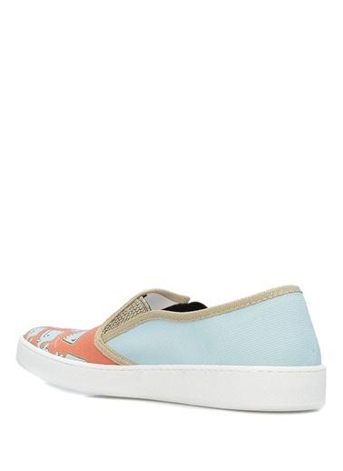 Leo Studio Design Ayakkabı Mavi